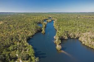 The Perdido and Blackwater River Waterfront Preserve North - Baldwin County, AL