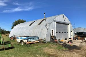 Gurley Acreage Living 60'x35' quonset  (54 of 61)