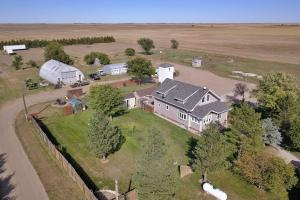 Gurley Acreage Living aerial backyard view (7 of 61)