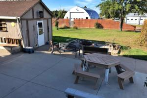 Gurley Acreage Living concrete patio and fire pit area (43 of 61)