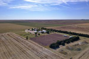 Gurley Acreage Living consists of 7.1 acres in the south lot of Draper Farm Subdivision (2 of 61)