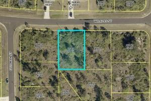 Great investment lot in Lehigh Acres FL!