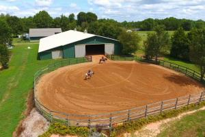 Private Equestrian Complex on 22.51 Acres - Gaston County NC