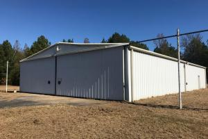 Lamar County Airport Hanger - Shop-Commercial Opportunity