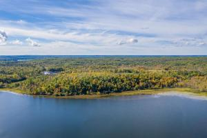 0 Pine Beach Rd, East Gull Lake, Brainerd: 2734' Lk Frontage, 303+/- Ac Land for Sale - Cass County MN