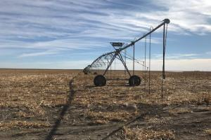 Sherman County Irrigated Ground For Sale - Sherman County KS