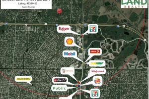 North Port Retail Map (2 of 23)