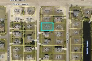 Build your dream home on this beautiful Cape Coral lot!