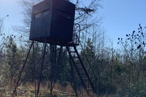 2 man Fiber Glass Deer Blind (37 of 89)