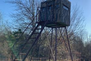 2 man fiber glass deer blind (27 of 89)