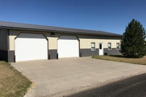 Shop Building with Large Lot For Sale Burlington, CO - Kit Carson County CO