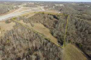 22 acre Commercial lot on Cumberland Parkway, Exit 29 - Metcalfe County KY