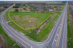 3 +/- Acre Intersection Corner - Commercial/Retail - Fort Bend County, TX