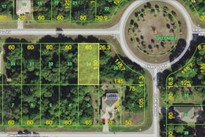 Wonderful Port Charlotte lot!