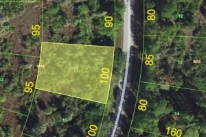 Awesome lot in Port Charlotte for Sale!