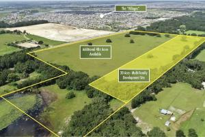 20 Acres Mixed-Use Site at the Villages