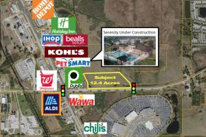 12.4 Acre Commercial Development Site - Polk County, FL