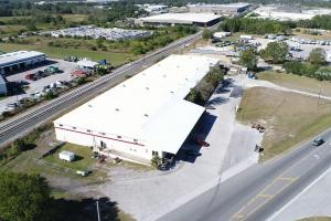 51,000 sf Industrial Warehouse with Great Highway Access - Polk County, FL