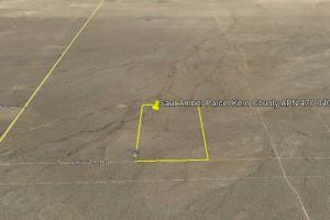 Rural / Agricultural Vacant Land Investment Land - Kern County, CA