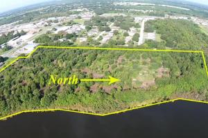 14± Acres on Lake Dell, Dundee FL - Polk County, FL