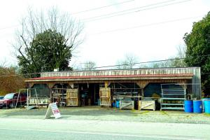 US Hwy 52 N Produce Stand