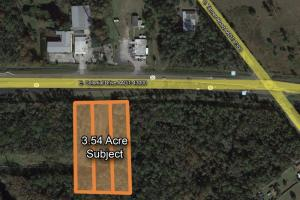 300' Commercial Frontage Hwy 50 - Orange County, FL