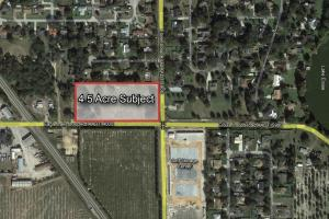 4.5± Development Site - Polk County, FL