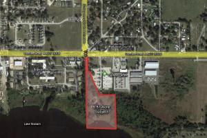8.87 Acre Lakefront Multifamily Development Site - Polk County, FL