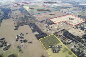 Liberty Bluff Phase IV Multi-Family site - Polk County, FL