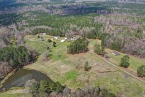 Point Rd Home & Hunting Tract - Anson County, NC