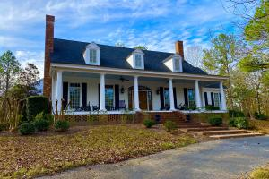 The Millry Brier Creek Farm Timber & Hunting Estate  - Washington County, AL