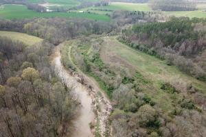 South Yadkin River Hunting Tract - Iredell County, NC