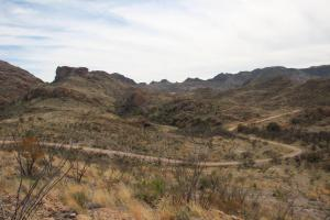 Santa Rita Mountains/Salero Ranch - Santa Cruz County, AZ