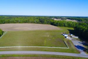 Debro Road Home-site with Tillable & Pasture Land - Johnston County, NC