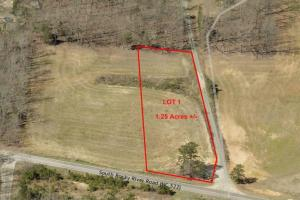 Stewart Branch Home Site  Lot 1 - Union County, NC