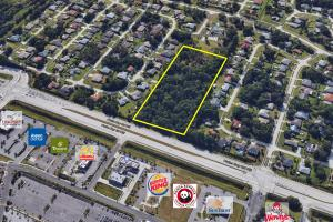 6.18 Acres Residential/Neighborhood Commercial on Palm Bay Rd. - Brevard County, FL
