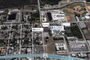0.83 Acre Future Commercial Land - Osceola County, FL