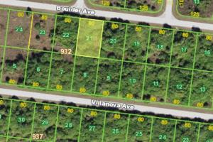 Awesome lot in Port Charlotte!