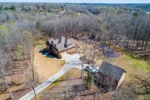 Home with Acreage and Pond - Anderson County, SC