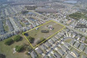 Sanita's Residential Development Property - Osceola County, FL