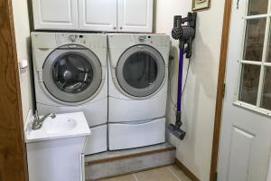 Sunol Ranch - Main home laundry upstairs. Washer and dryer included. (13 of 57)