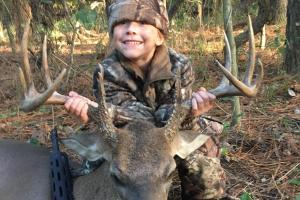 Buffalo  River Tract Offering Deer, Ducks and Turkey  - Wilkinson County, MS