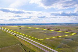 Sidney I-80 Pasture and CRP 229 +/- Acres - Cheyenne County, NE