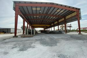 Industrial Site w/ Multiple Buildings and Cranes - Polk County, FL