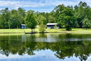 Divisible Fruitdale Cabins & Lakes Hunting & Timber Retreat - Washington County, AL