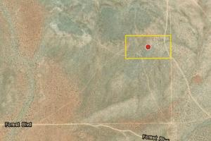 Undeveloped Rural Agricultural Vacant Land - Kern County, CA