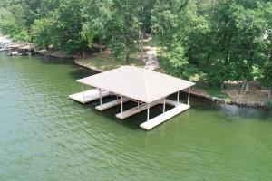 Shoal Creek Lake Lot - Lauderdale County, AL