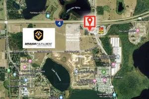 2.4± Acre Commercial Development Hotel/ Restaurant Site Just Off I-4 - Polk County, FL