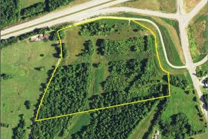 36 acres of Vacant Land on the Cumberland Parkway