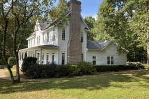 Southern Style Home on 50 acres in Pendleton Area - Anderson County, SC